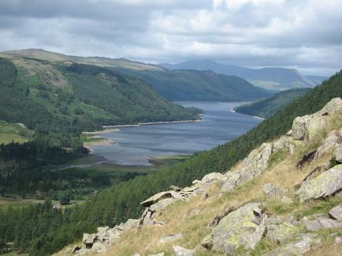 Lake District - Thirlmere, Subject of Controversy Social Studies Disasters Geography Visual Arts