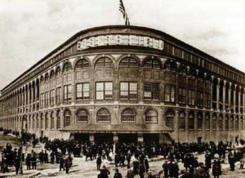 Ebbets Baseball Stadium American History Awesome Radio - Narrated Stories Sports Social Studies