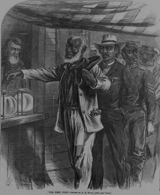 an analysis of the topic of the views on the constitution during the 19th century united states Women's history in the us  blatch and paul's experiences overseas led to the adoption in the united states of protest methods  the 19th amendment was.