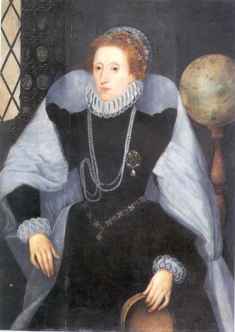 Queen Elizabeth I - West Tilbury Camp, 9 August 1588 Legends and Legendary People World History Tragedies and Triumphs Visual Arts