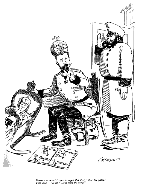 the political issues of tsar nicholas ii When the last tsar of all, nicholas ii what caused the romanov dynasty to fall essay the tsarina's poor political ability caused distrust and hostility.