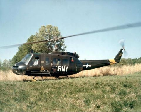 UH-1D Hueys - Choppers Used in Vietnam American History Tragedies and Triumphs
