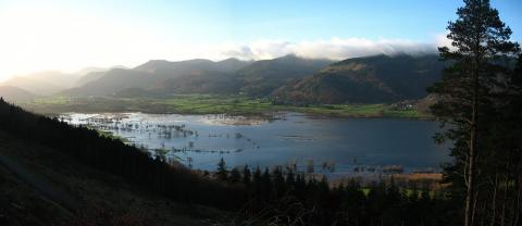 Lake District - Bassenthwaite Lake Social Studies Visual Arts Geography