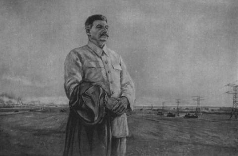 Stalin - Industrialization of the USSR Famous Historical Events History Social Studies Tragedies and Triumphs World War II Visual Arts