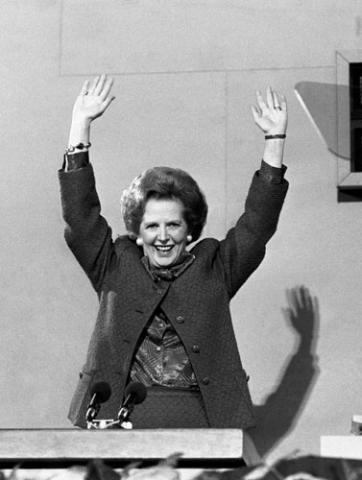 Margaret Thatcher - 11-Minute Standing Ovation Tragedies and Triumphs Disasters Famous Historical Events Famous People Government Social Studies World History