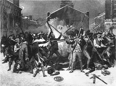 boston massacre britain s fault The event known as the boston massacre is among the most familiar in us history, yet one of the least understood eric hinderaker revisits this dramatic episode, examining the facts of that fateful night, the competing narratives that molded public perceptions, and the long campaign to transform the tragedy into a touchstone of american identity.