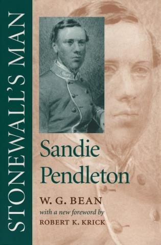 Sandie Pendleton - by W.G. Bean American History Civil Wars Biographies