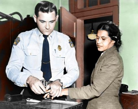 Rosa Parks - Civil Rights Leader Disasters American History African American History Civil Rights Famous Historical Events Law and Politics Social Studies Tragedies and Triumphs