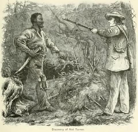 REBELLION (Illustration) American History Biographies African American History Civil Rights Famous Historical Events Law and Politics Nineteenth Century Life Social Studies Tragedies and Triumphs Slaves and Slave Owners