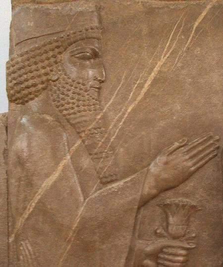 Xerxes I - King of the Persians