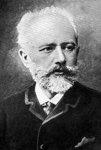 Tchaikovsky Visual Arts Famous People History Social Studies