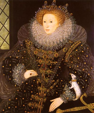 Elizabeth I:  The Golden Age (Illustration) Biographies Film Geography Legends and Legendary People Social Studies Tragedies and Triumphs World History