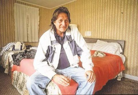 George Jung in 1993 Famous People Film Crimes and Criminals