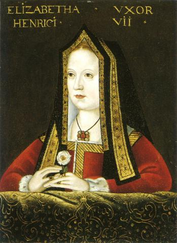 Elizabeth of York World History Medieval Times Law and Politics Biographies