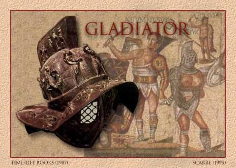 Gladiators and Their Protective Gear History Ancient Places and/or Civilizations Biographies