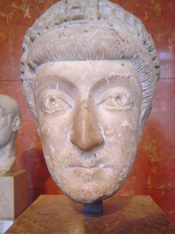 Statue of Theodosius II Ancient Places and/or Civilizations Social Studies Visual Arts