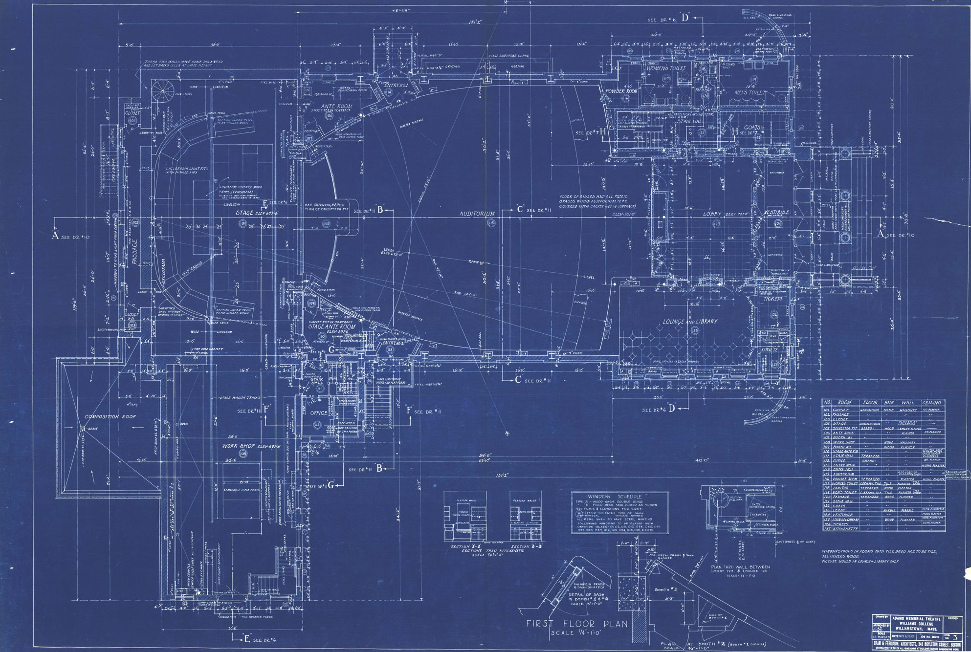 Blueprints for Blueprint homes
