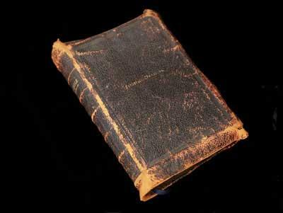 Bible of Frederick Douglass.