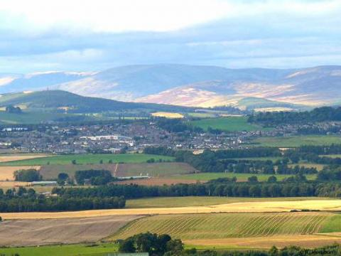 Kirriemuir, Scotland - Birthplace of J.M. Barrie Geography Famous People Fiction
