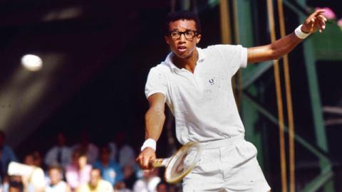Arthur Ashe 0 Member Stories 0 Member Stories American History Civil Rights Famous Historical Events Famous People
