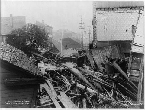 Johnstown Flood, 1889 0 Awesome Teacher Story Share American History Disasters Social Studies Tragedies and Triumphs
