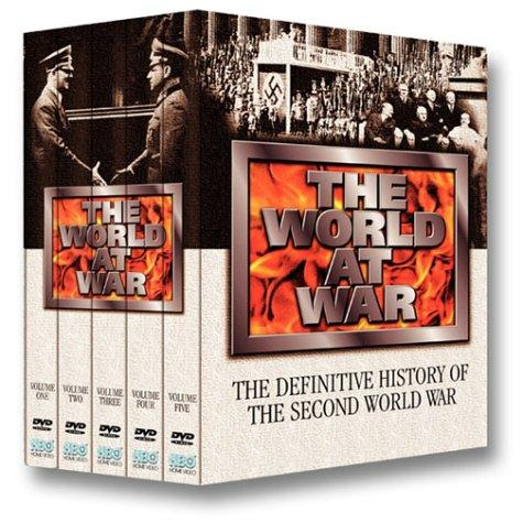 The World at War - Series American History Famous Historical Events Social Studies World War II World History Film