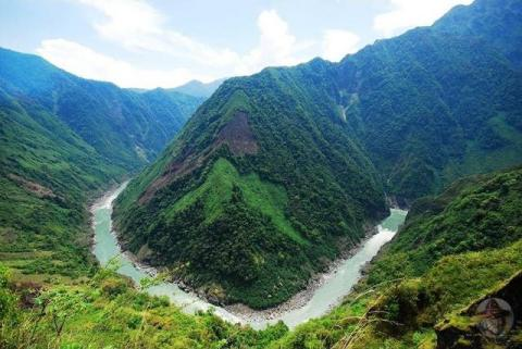 Scenery in China's Tibet Autonomous Region STEM Geography