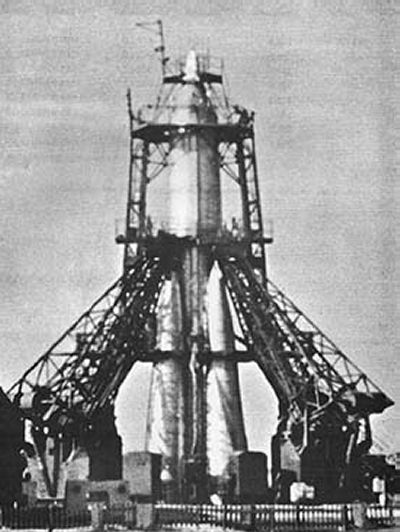 the launch of sputnik 1 Launched into space on october 4th, 1957, it was the sputnik 1 satellite  for  one, the rocket used to launch sputnik was also capable of delivering a nuclear.