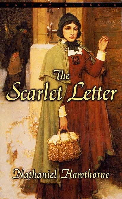 the scarlet letter - by nathaniel hawthorne
