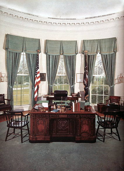 desk in oval office. Resolute Desk - Oval Office Of The White House Visual Arts American History Social Studies In