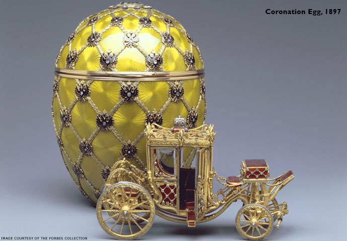 Awesome easter eggs faberge eggs this image depicts the imperial coronation egg created by the house of faberg for the russian imperial family in 1897 it is currently owned by viktor negle Gallery