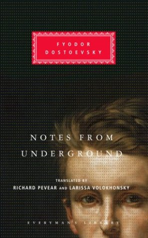 notes from underground by fyodor dostoevsky 2018-7-7  notes from the underground is a self-portrait of a man who calls himself an antihero he is never named but writes in first person his views on several issues ranging from free will to man's ability to make intelligent decisions he then turns to some events in his own life fyodor dostoevsky.