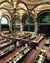 Bibliotheque Nationale de France - Reading Room