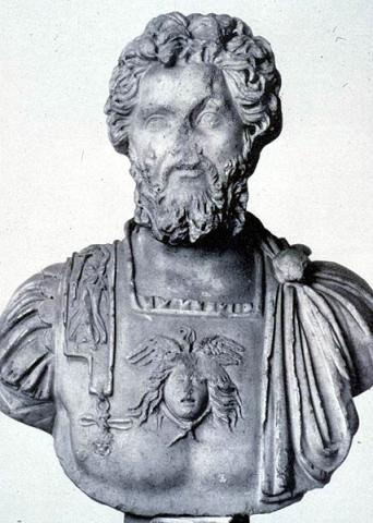 Emperor Septimius Severus World History Visual Arts Ancient Places and/or Civilizations