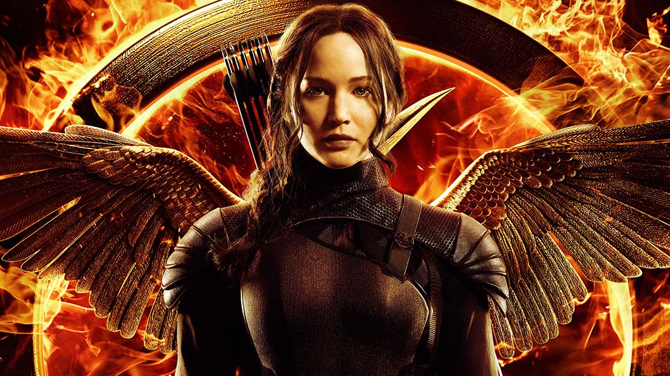 Katniss Everdeen as Mockingjay