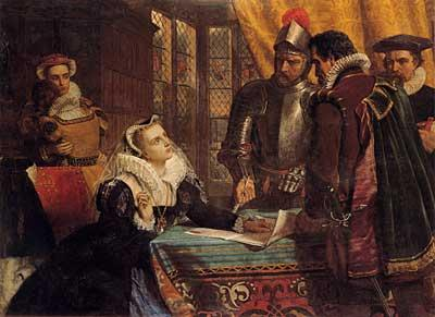 Mary, Queen of Scots - Forced to Abdicate Biographies Legends and Legendary People Social Studies Tragedies and Triumphs World History Visual Arts