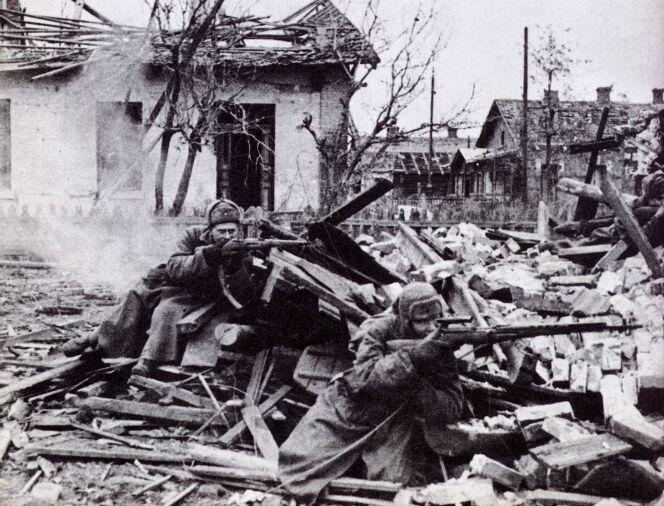 History Battle of Stalingrad Stalingrad Battle Scene