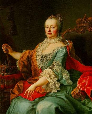 Empress Maria Theresa Famous People Social Studies World History