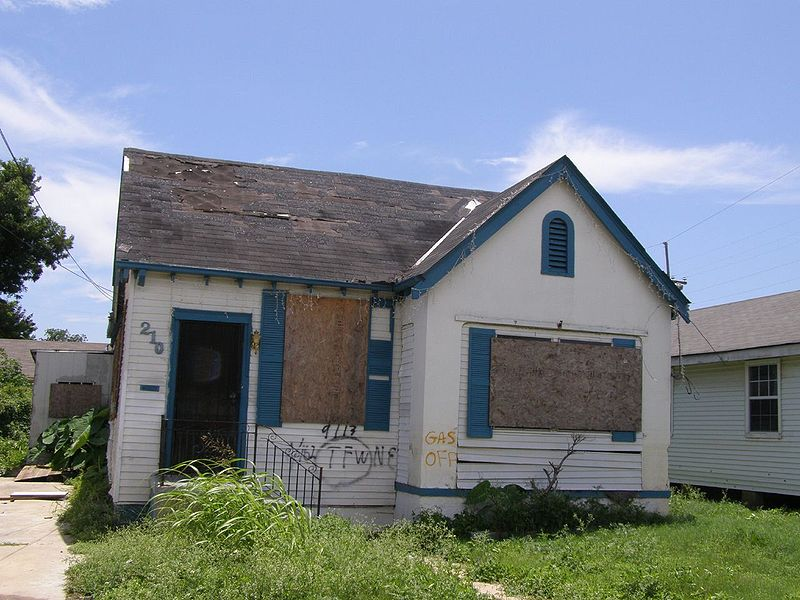 Lee Harvey Oswald Childhood Home