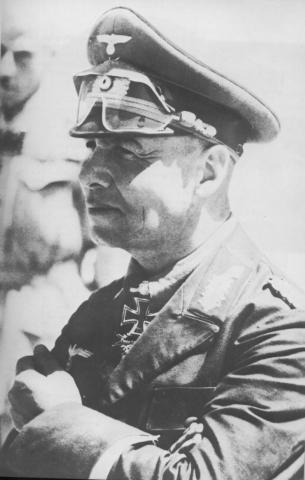 Field Marshal Erwin Rommel Visual Arts Famous People World War II