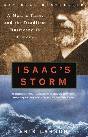 Isaac's Storm - by Erik Larson Disasters Geography STEM Tragedies and Triumphs Social Studies Famous Historical Events