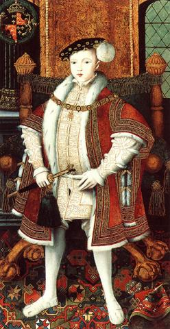 Edward VI - Son of Henry VIII World History Visual Arts Famous People