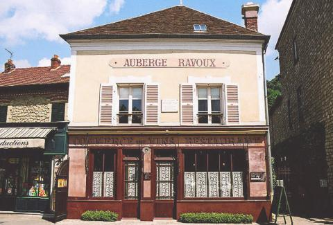 Auberge Ravoux Inn - Vincent's Last Home Biographies Famous Historical Events Famous People Film Geography History Medicine Social Studies Tragedies and Triumphs Visual Arts Nineteenth Century Life