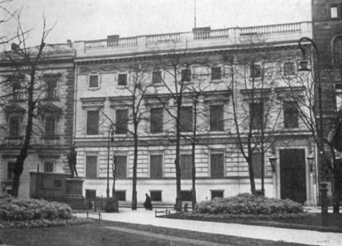 American Embassy in Berlin before WWI American History Geography World History World War I Tragedies and Triumphs