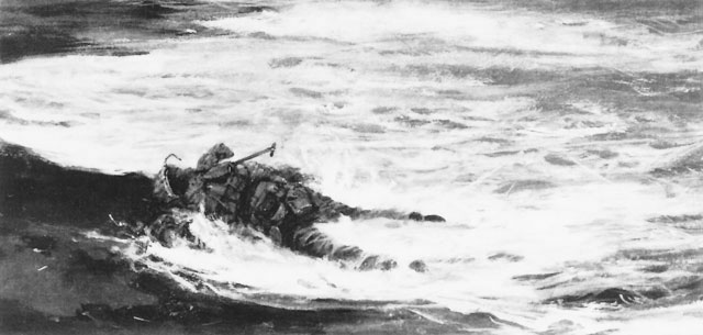 Flotsam And Jetsam Death On Iwo Jima S Shore