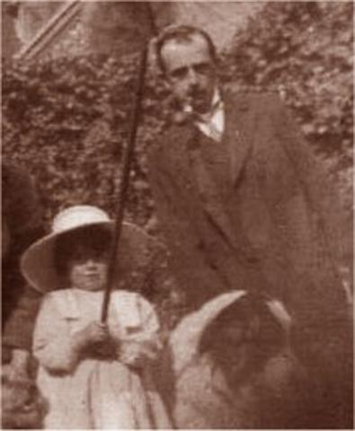 J.M Barrie Photo - Fishing  Biographies Legends and Legendary People Tragedies and Triumphs