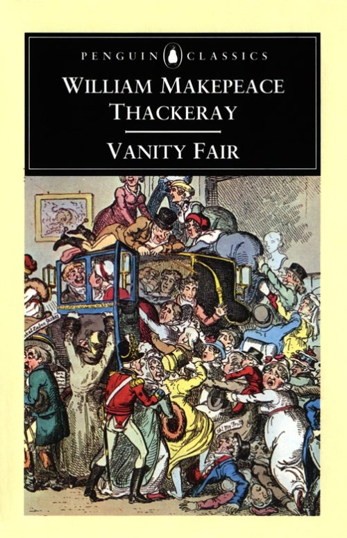 an analysis of vanity fair by william makepeace thackeray Free kindle book and epub digitized and proofread by project gutenberg.