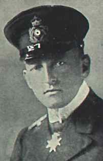 U-Boat Captain - Walther Schwieger