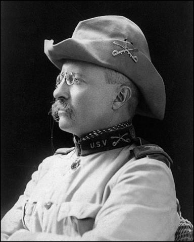 Theodore R. Roosevelt, Jr. Photo