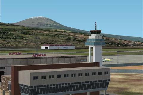 North Tenerife Airport Located Near Mountain  Disasters Famous Historical Events Geography Aviation & Space Exploration STEM Tragedies and Triumphs World History